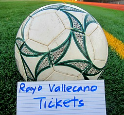 entradas para Rayo Vallecano