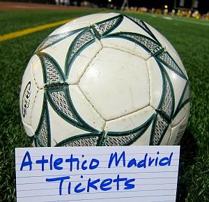 entradas para Atletico Madrid