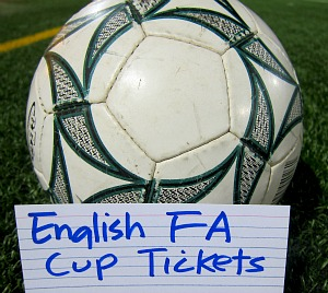 billets Coupe d'Angleterre