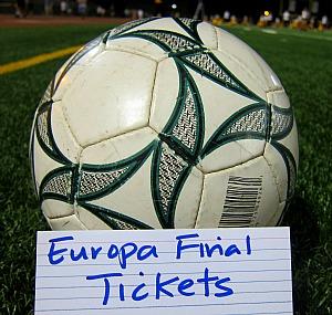 Europa final tickets