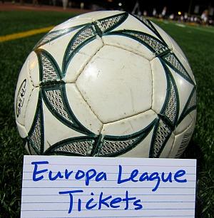 Europa League biljetter
