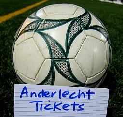 billets RSC Anderlecht