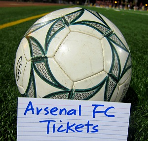 billets Arsenal FC