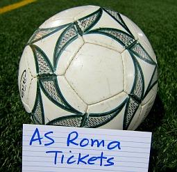 biglietti AS Roma