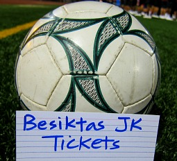 Besiktas tickets