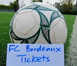 fc bordeaux tickets