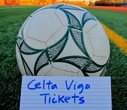 entradas para Celta Vigo