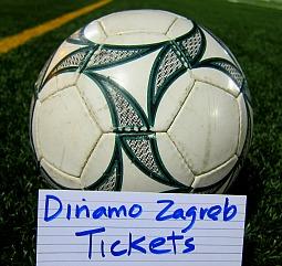 Dinamo Zagreb tickets