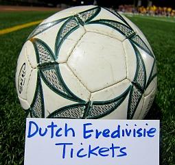 Dutch soccer league tickets