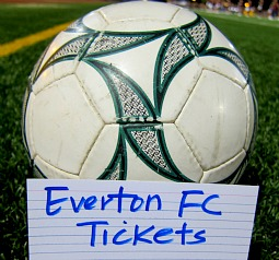 Everton FC tickets