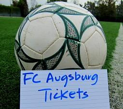 fc augsburg fussball tickets