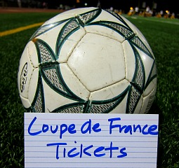 French Cup tickets