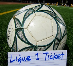 French soccer league tickets