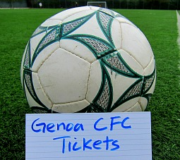 genoa cfc tickets
