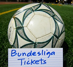 German soccer league tickets