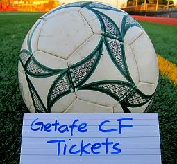 Getafe soccer tickets