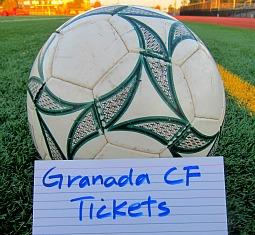 entradas para Granada CF