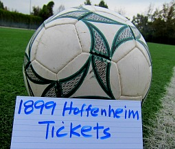 1899 hoffenheim tickets
