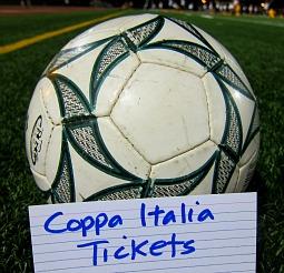 Italian Cup tickets