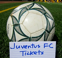 juventus football tickets
