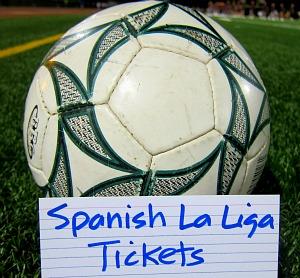 boletos para La Liga