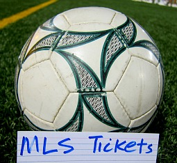 MLS soccer tickets