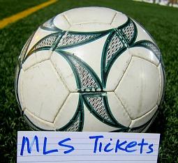 MLS soccer tickets