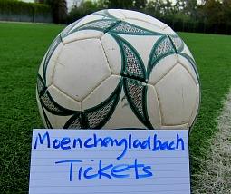 Moenchengladbach tickets