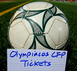 Olympiacos CFP tickets