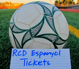 RCDE tickets