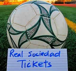 entradas Real Sociedad