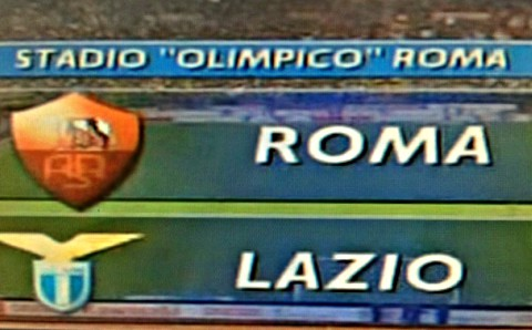 roma derby tickets
