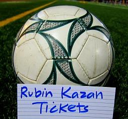 Rubin Kazan tickets