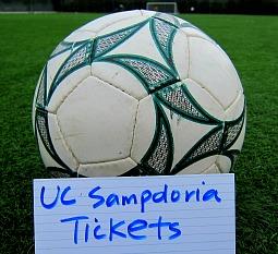 biglietti UC Sampdoria al Stadio Luigi Ferraris