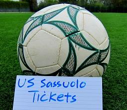sassuolo soccer tickets