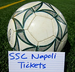 SSC Napoli tickets