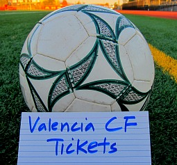 Valencia football tickets