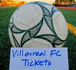 entradas para Villarreal CF