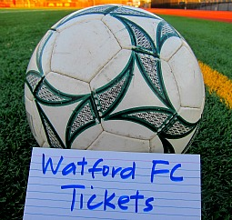 Watford football tickets