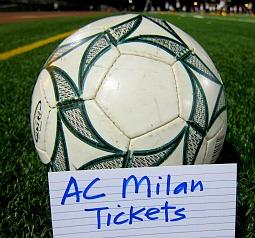 billets AC Milan