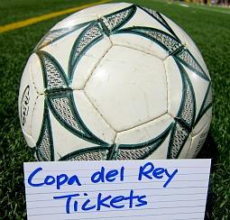 entradas para Copa del Rey