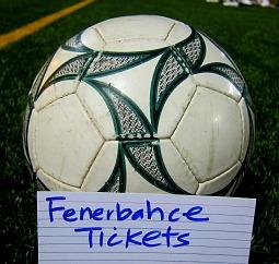 Fenerbahce tickets