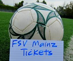 fsv mainz tickets