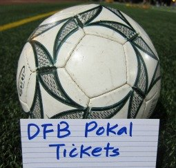 German Cup tickets