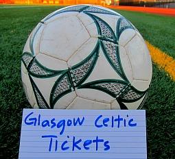 billets Glasgow Celtic Stade Parkhead