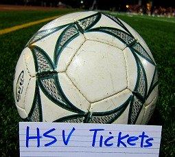 HSV Fussballtickets
