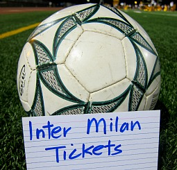 billets Inter Milan