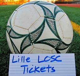 billets Lille LOSC