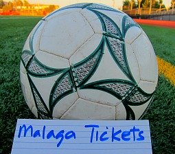 Malaga football tickets