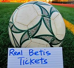 entradas Real Betis